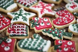 Christmas Cookies Pinterest House Cookies